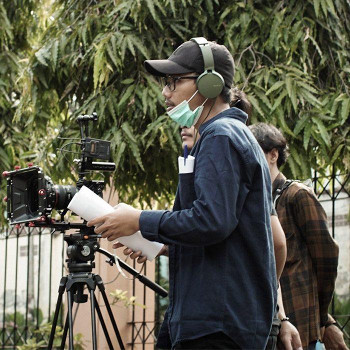 Director atau Produser